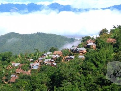 Phongsaly Province Laos