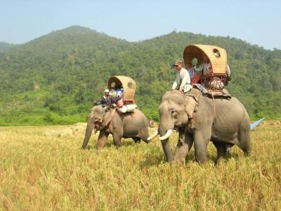 Sayabouly province laos