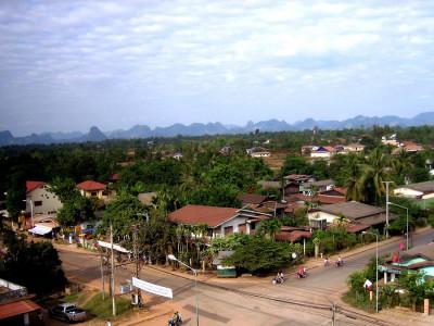 Thakhaek Laos